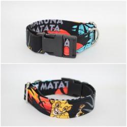 Collar Hakuna Matata (2,5cm)