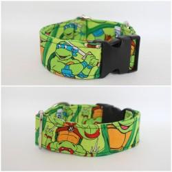 Collar Tortugas Ninjas (4cm)