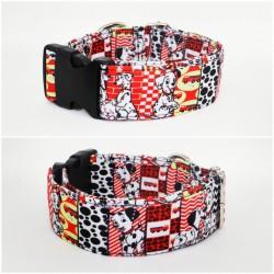 Collar 101 Dálmatas (5cm)