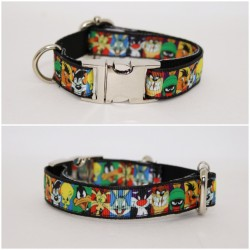 Collar Looney Tunes (1,5cm)