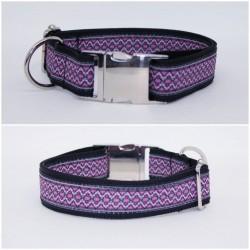 Collar Tonos Lilas (2,5cm)