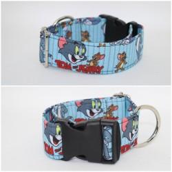 Collar Tom y Jerry (4cm)