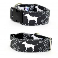 Collar Bull Terrier (4cm)