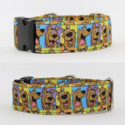 Collar Scooby Doo (5cm)
