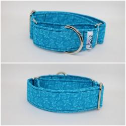 Martingale Rosas Azules (4cm)